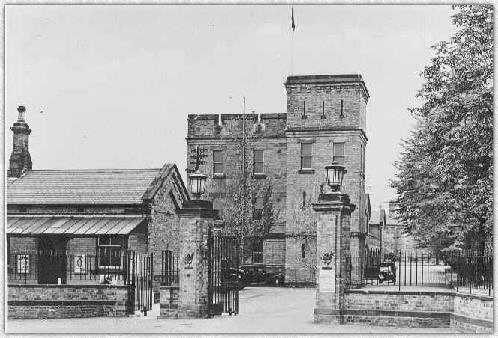 HIGHTOWN BARRACKS, WREXHAM