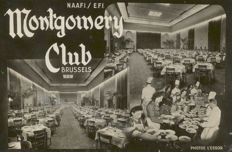 MONTGOMERY CLUB BRUSSELS