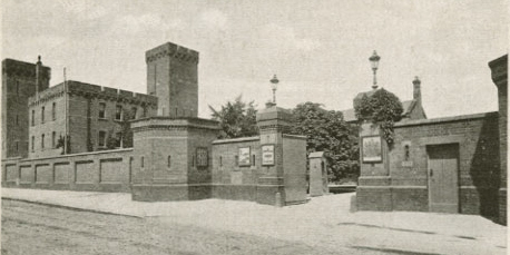 COPTHORNE BARRACKS