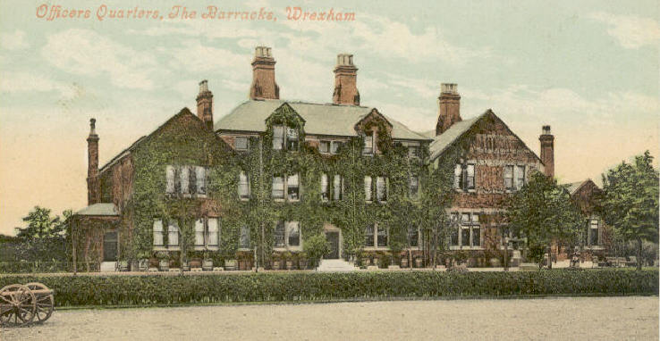 WREXHAM BARRACKS
